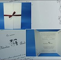 Convite de Casamento Cód. 011