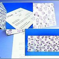 Convite de Casamento cód. 014