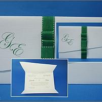 Convite de Casamento cód. 018