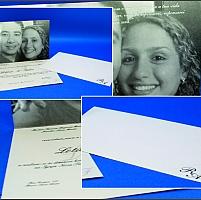 Convite de Casamento cód. 002