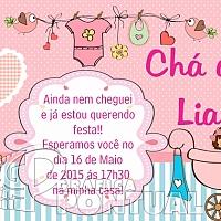 Convite Infantil Cód. 042