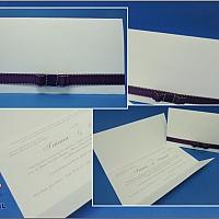 Convite de Casamento cód. 005