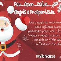 Cartão de Natal 006